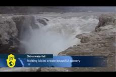 Embedded thumbnail for La magia delle cascate che si sciolgono