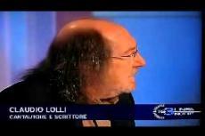 Embedded thumbnail for Claudio Lolli da Mannoni in veste di scrittore