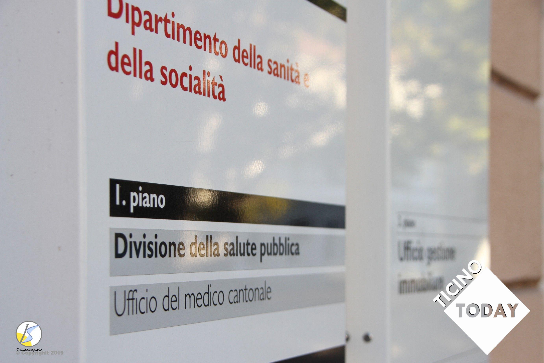 Variante Inglese In Una Casa Anziani Del Mendrisiotto Ticino Today